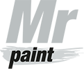 Mister Paint Rumeno Logo